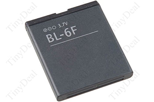 Tiny Deal 1200mAh BL-6F Battery (For Nokia)