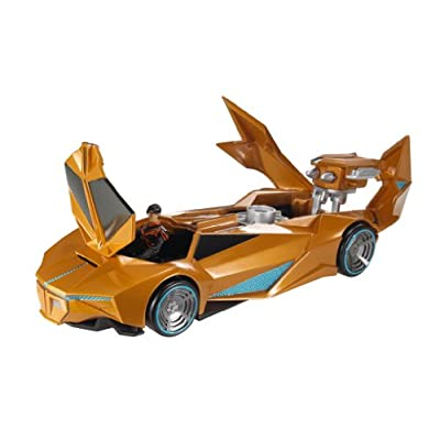 Amazon.com: Hot Wheels Battle Force 5 Fused Splitwire Vehicle and Tazz