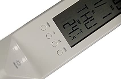 ENRG Prim Desk Lamp-Travel Lamp (In-Built Digital Clock)