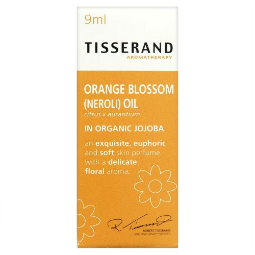 Tisserand Orange Blossom (Neroli) in Organic Jojoba 9 ml