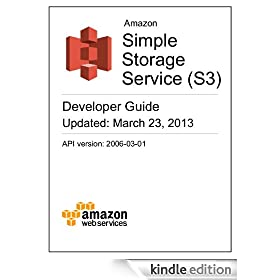 Amazon Simple Storage Service (S3) Developer Guide
