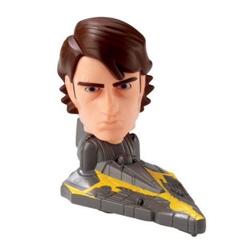 Buy Low Price McFarlane 2008 McDonalds Happy Meal Toy Star Wars : The Clone Wars #1 Anakin Skywalker Bobblehead – Fast Food Collectible Action Figure (B0028KE1M8)