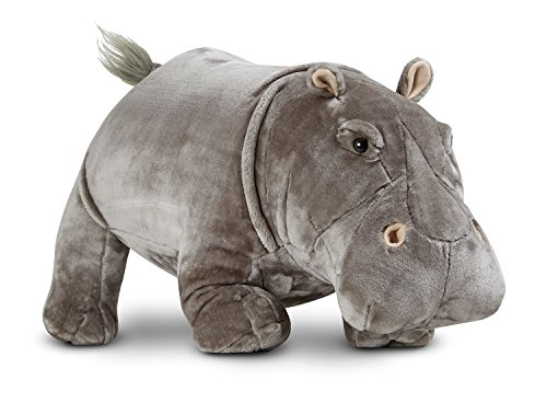 Melissa & Doug Hippopotamus Plush