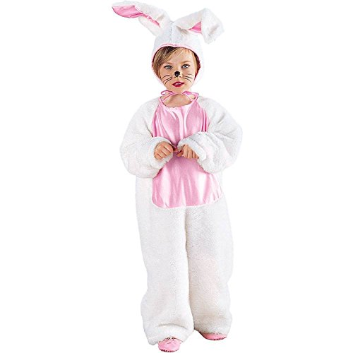 Plush Bunny Toddler Costume