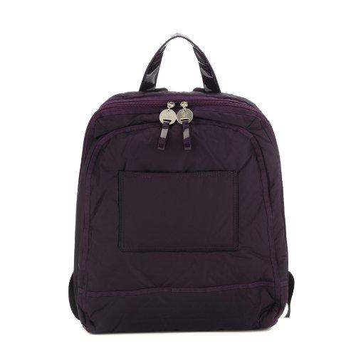 Danzo Diaper Backpack, Plum front-222567