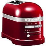 Kitchenaid 5KMT2204ECA Artisan -Toaster für 2 Scheiben, Liebesapfel rot