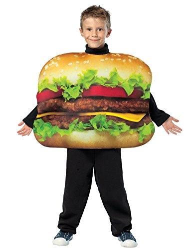Cheeseburger Costume