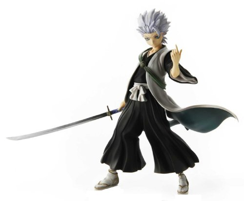 Bleach : Toshiro Hitsugaya Captain 10th Division PVC Figure 1/8 Scale