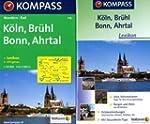 K�ln, Br�hl, Bonn, Ahrtal 1 : 50 000:...