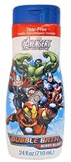 Disney Avengers Bubble Bath 24 Ounce
