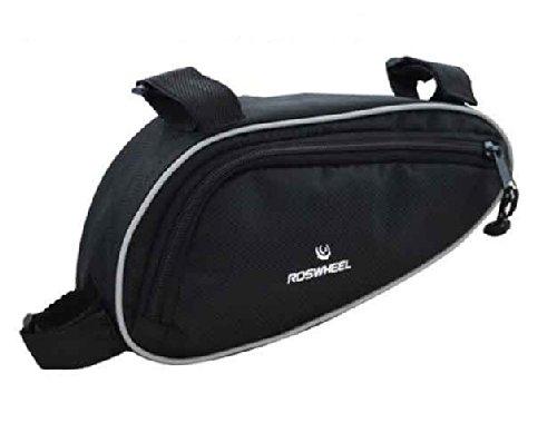 Roswheel Triathlon Fahrrad Rahmentasche mit Seitentasche groß Versand aus DE !!