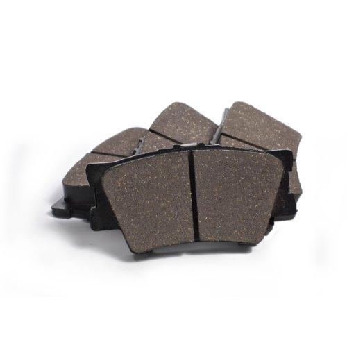 KFE Ultra Quiet Advanced KFE1212-104 Premium Ceramic Rear Brake Pad Set