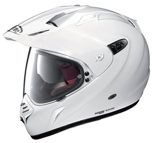 Casque X-lite X-551 GT Start N-COM - XS - Blanc -