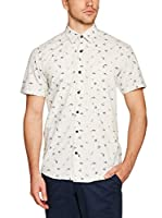 Selected Homme Camisa Hombre Kaifeng (Blanco)