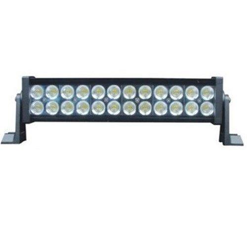 Zone Tech 72W Spot Led Light Bar Work Lamp 12/24V