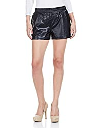 Gas Women's Shorts (79365_Black_M)