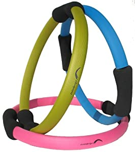 Pilates Ring - Best Resistance !Guaranteed! - Maui Blue