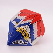 PENTATHLON Darts Flights Holland Standard
