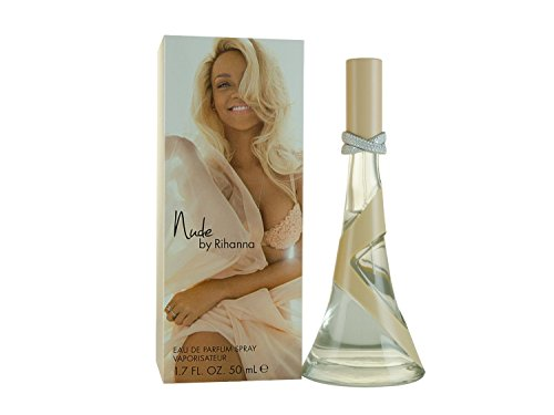 Rihanna Nude Eau de Parfum Spray for Women, 1.7 Ounce