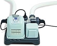 Intex 128670GS - Filtro para piscinas, gris