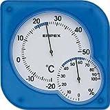 EMPEX(エンペックス) シュクレmidi温・湿度計 TM-5606