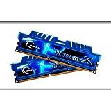 G.SKILL Ripjaws X Series 8GB (2 X 4GB) 240-Pin DDR3 SDRAM DDR3 2400 (PC3 19200) Desktop Memory Model F3-2400C11D...