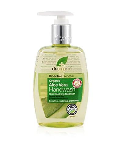 Dr. Organic Set Jabón Líquido de Manos 6 Uds. Aloe Vera 1500 ml