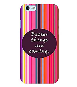PrintVisa Quotes & Messages Strong Life 3D Hard Polycarbonate Designer Back Case Cover for Apple iPhone 6