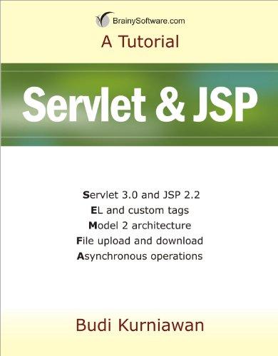 Servlet & JSP: A Tutorial