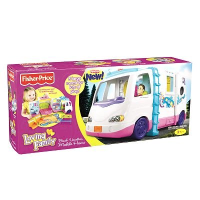 Fisher Price Picnic front-1043577