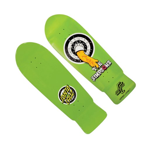 Santa Cruz Skate Simpsons Homer One Skateboard Deck (31.4x10-Inch)