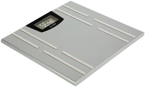 YouW8 Body Composition (Muscle  &  Fat) Bathroom Scales with wireless technology