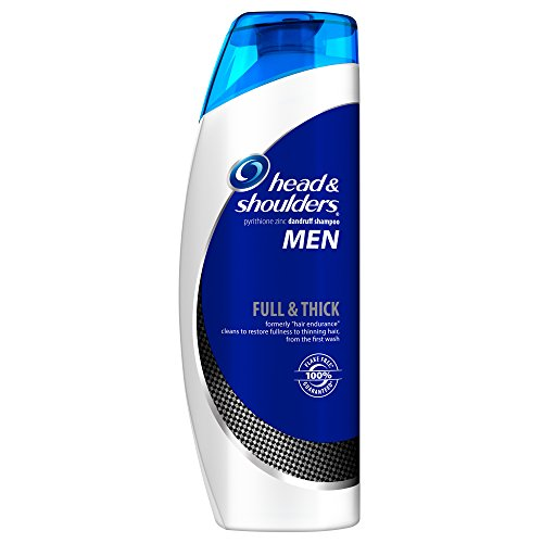 Head & Shoulders Full & Thick Dandruff Shampoo for Men, 13.5 fl.oz. (Head And Shoulders Thick And Full compare prices)