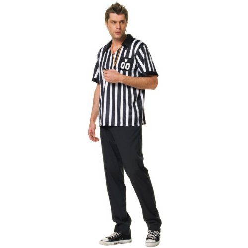 Referee Costume - X-Large - Chest Size 53