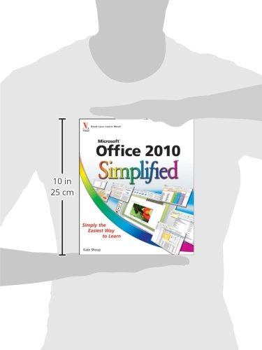 Office 2010 simplified software computer software application software - Office software applications ...