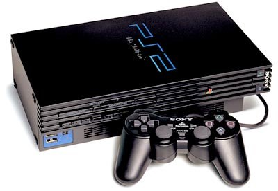 Playstation 2 Console - Black