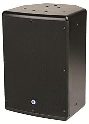 Atlas Sound SM8SUB70 Surface Mount 8 Subwoofer System Passive Crossover 70V Transformer