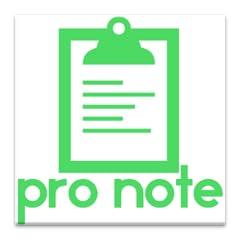 proNote Klassik Notepad Free