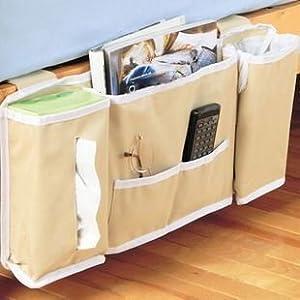 Aspire Bedside Caddy Bedside Organizer Bedside Storage