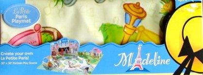 Madeline La Petite Paris Playmat - 1