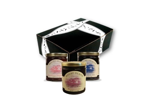Jam Set By Maury Island Farms, Boysenberry, Marionberry,