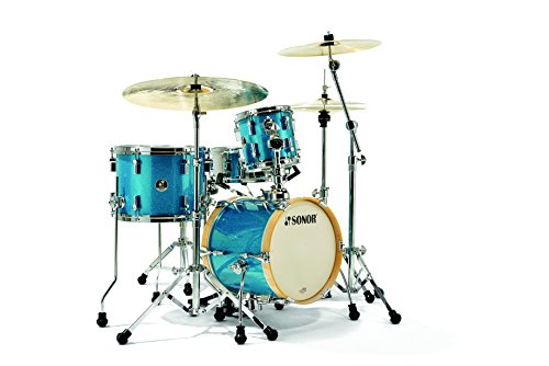 sonor-drums-sse-13-martini-tgs-4-piece-drum-shell-pack-retro-emerald-isle-turquoise-galaxy-sparkle