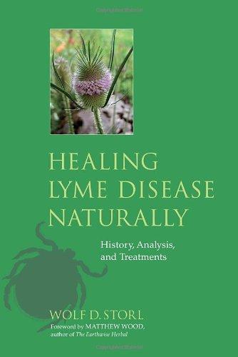 How To Naturally Treat Lyme Borreliosis