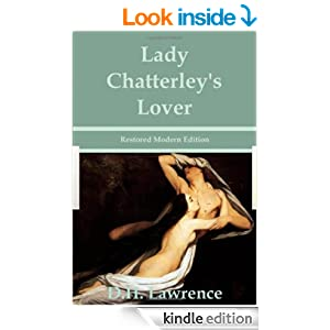 Lady chatterleys lover free ebook for kindle