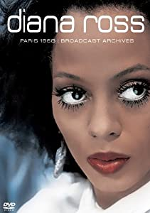 Diana Ross: Live In Paris (1968)