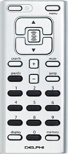 Delphi XM Roady XT - Remote control