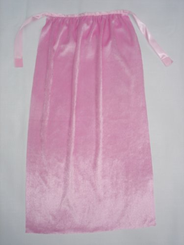 Abracadabrazoo Girls's PINK Velvet Super Hero CAPE Superhero Party Favor Princess Dress Up VBS Fund Raisers