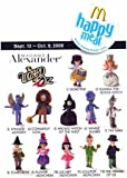 2008 Mcdonalds Madame Alexander Wizard of Oz Dolls Set Of 12 Figure
