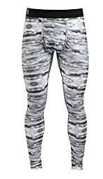 New MyPakage Men\'s Action Series Base Layer Cloud Camo Size Large (34-36)