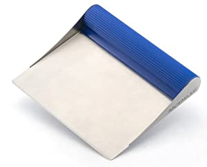Rachael Ray Tools Bench Scrape Shovel, Blue